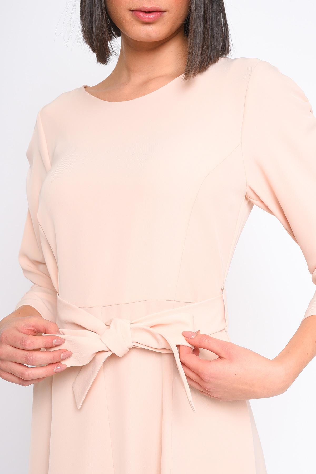 ABITO CON CINTURA for women - POWDER - Paquito Pronto Moda Shop Online